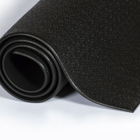 "Comfort-King Supreme 1/2"" 2'x60' - Black"