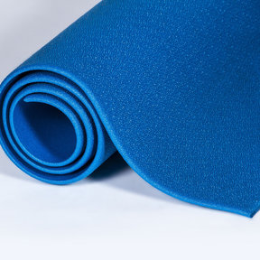 "Comfort-King Supreme 1/2"" 2'x60'  - Royal Blue"