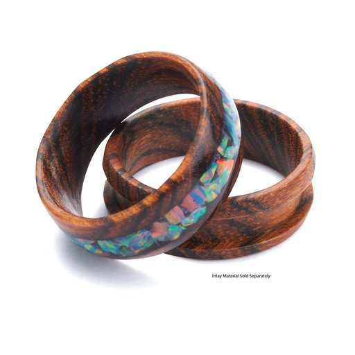 View a Larger Image of Comfort Ring Core - Bocote - 8mm, Size 11