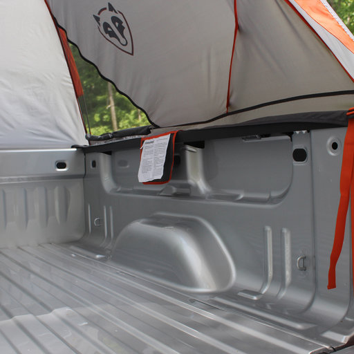 View a Larger Image of Compact Size Bed Truck Tent (6')