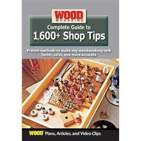 Complete Guide to 1,600+ Shop Tips DVD
