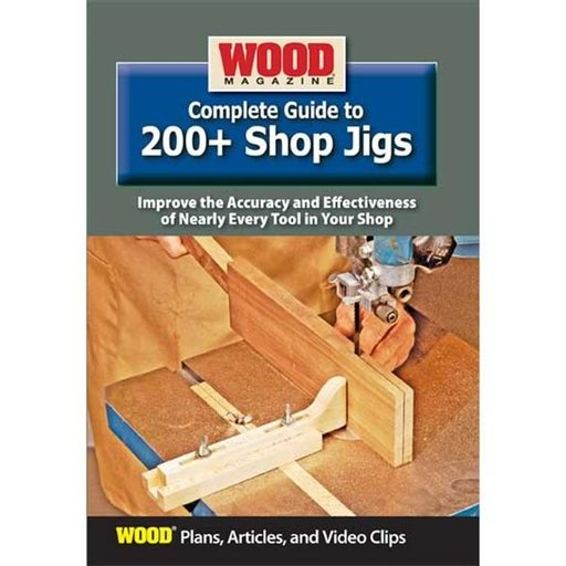 View a Larger Image of Complete Guide to 200+ Shop Jigs DVD