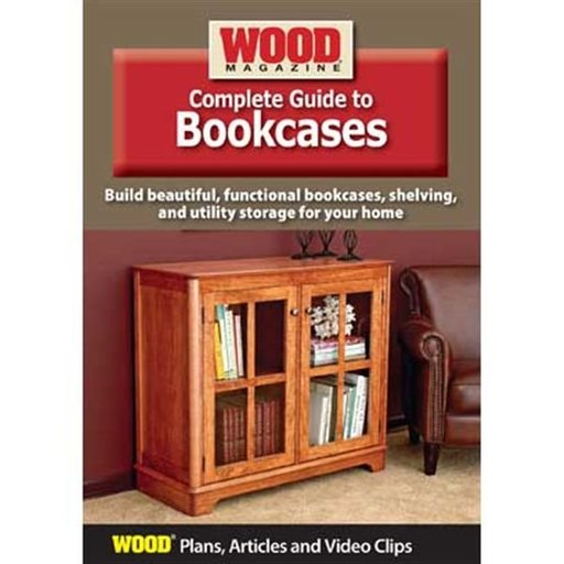 View a Larger Image of Complete Guide to Bookcases DVD