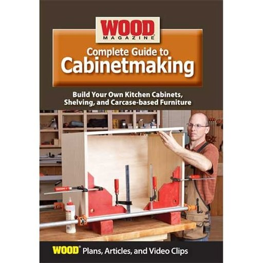 View a Larger Image of Complete Guide to Cabinetmaking DVD