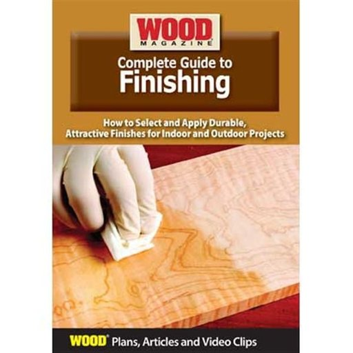 View a Larger Image of Complete Guide to Finishing DVD