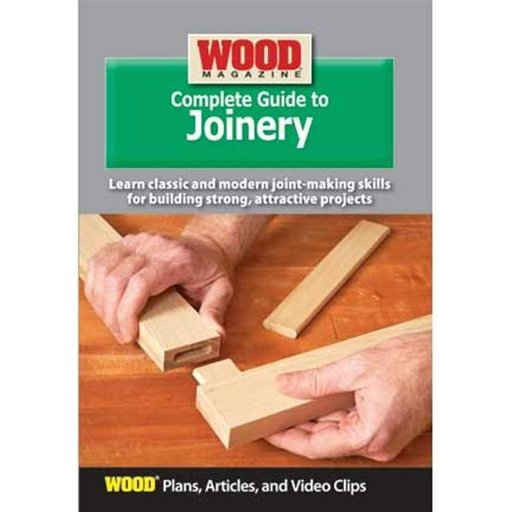 View a Larger Image of Complete Guide to Joinery DVD