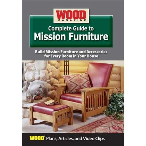 View a Larger Image of Complete Guide to Mission Furniture DVD