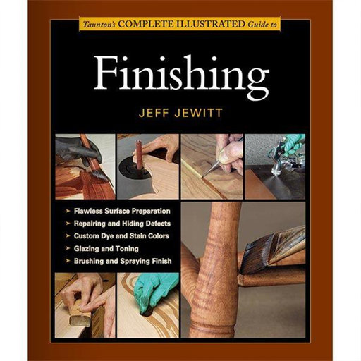 View a Larger Image of Complete Illustrated Guide to Finishing