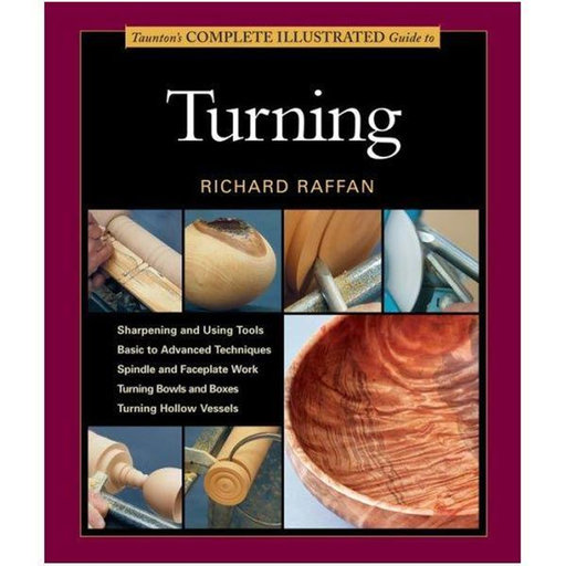 View a Larger Image of Complete Illustrated Guide to Turning
