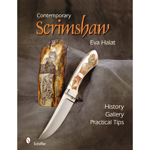 View a Larger Image of Contemporary Scrimshaw
