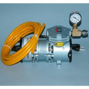 Continuous Duty Diaphragm Pump, 0.9 CFM, 110 VAC