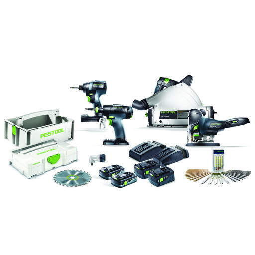 View a Larger Image of Cordless PRO FINISH Pack