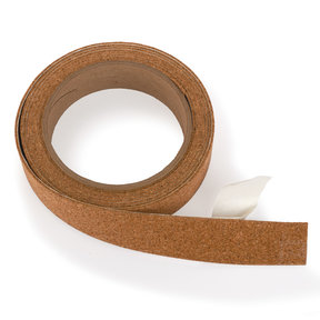 "Cork Tape 3/4"" x 25' Self-adhesive Roll"