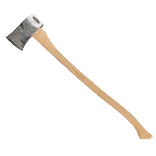 "View a Larger Image of Council Tool 4# Dayton Felling Axe, 32"" Curved Handle"