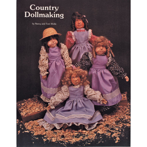 View a Larger Image of Country Dollmaking