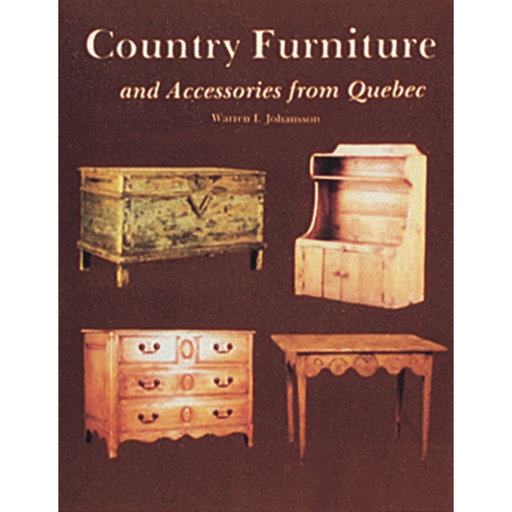 View a Larger Image of Country Furniture and Accessories from Quebec
