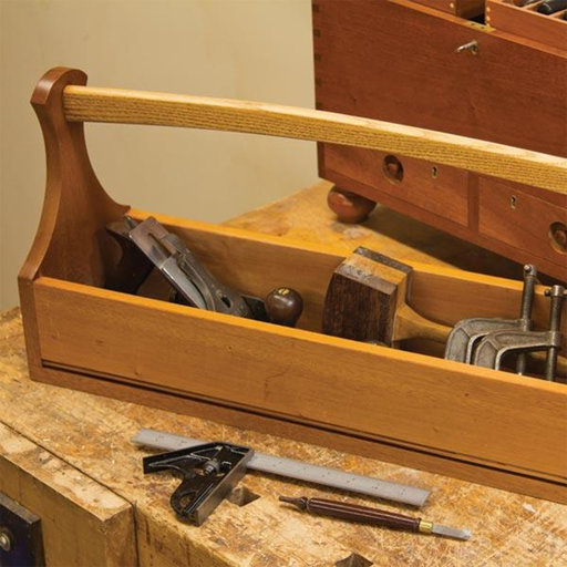 View a Larger Image of Craftman's Tool Tote - Paper Plan