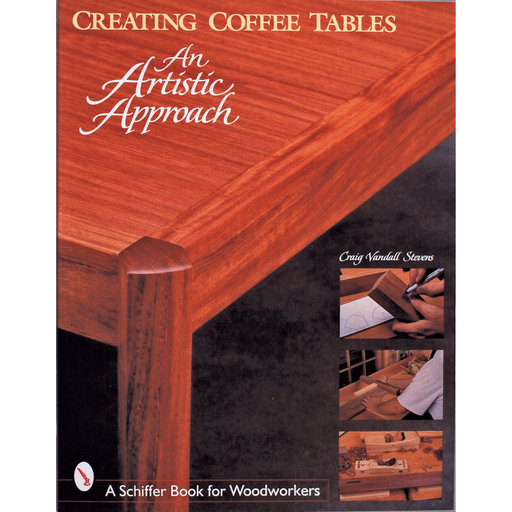 View a Larger Image of Creating Coffee Tables: An Artistic Approach