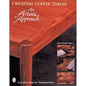 Creating Coffee Tables: An Artistic Approach