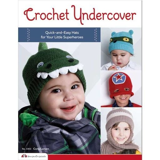 View a Larger Image of Crochet Undercover