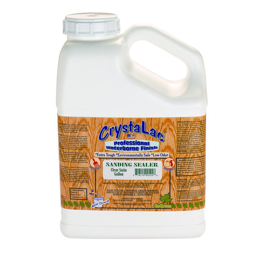 View a Larger Image of Crystal Sanding Sealer Gallon