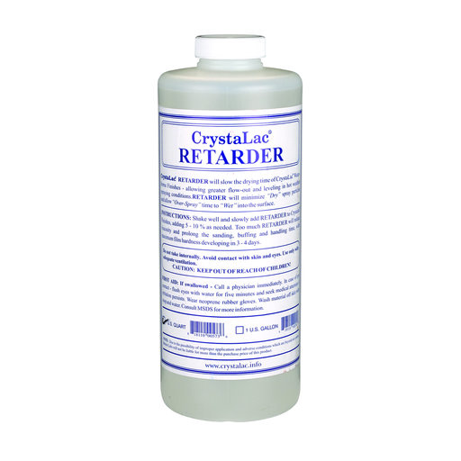 View a Larger Image of Retarder Quart