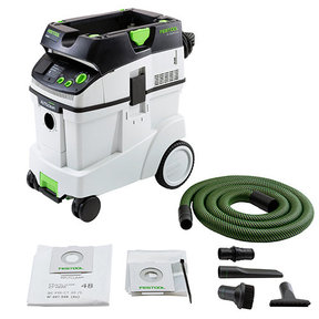CT 48 E AC HEPA Dust Extractor