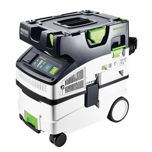 View a Larger Image of CT MINI I HEPA Dust Extractor