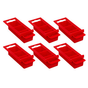 Cubby Drawers 6-pack