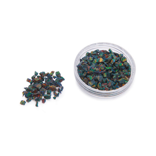 View a Larger Image of Cultured Opal Inlay, Shadow 2 grams