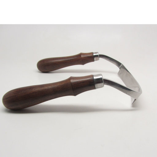 View a Larger Image of Curved Draw Knife