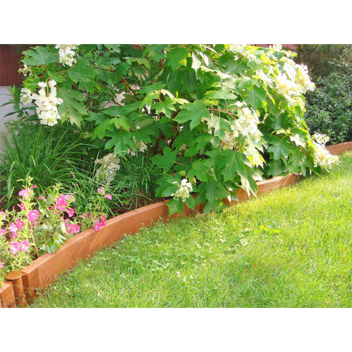 "View a Larger Image of Curved Landscape Edging Kit 16' – 2"" profile"