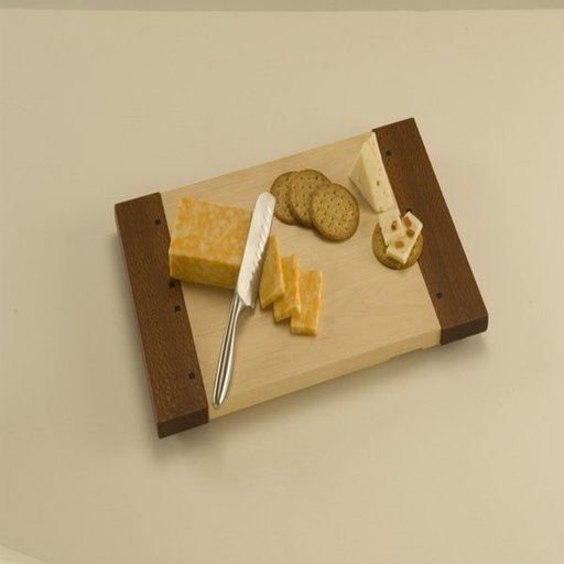 View a Larger Image of Cut Above Cutting Board - Downloadable Plan