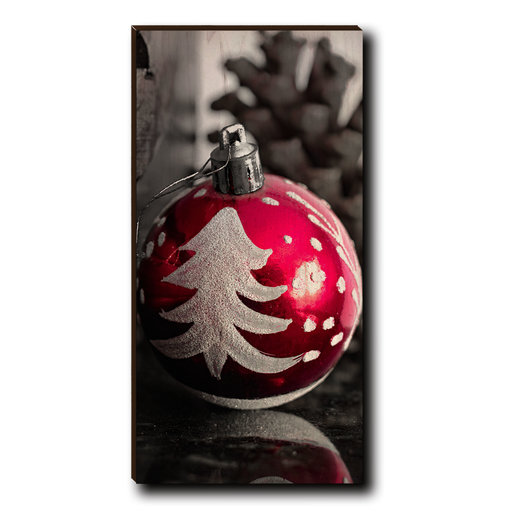 "View a Larger Image of Cutting Board Lost Ornament 6"" x 12"""