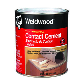 DAP Weldwood Original Contact Cement Qt