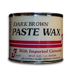 Dark Brown Wax
