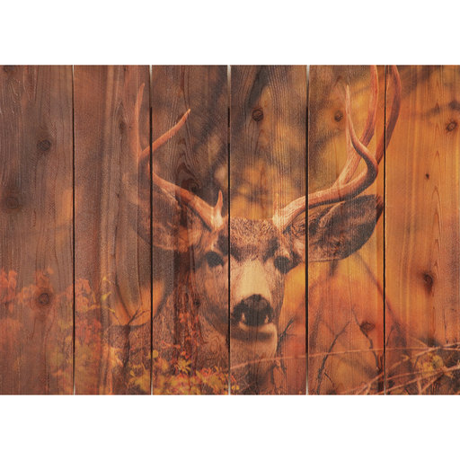 View a Larger Image of Perfect Look 22x16 Wood Art