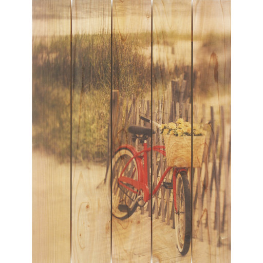 View a Larger Image of Special Delivery 28x36 Wood Art
