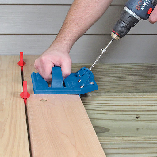 View a Larger Image of Deck Jig Concealed Fastening System