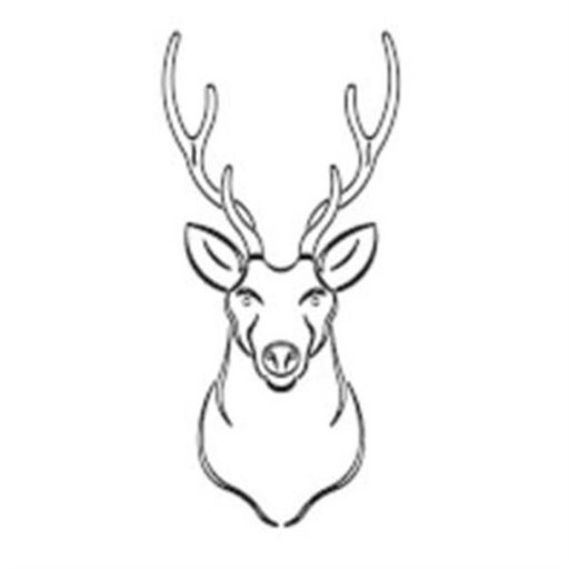View a Larger Image of DEER TEMPLATE  - CMT Part: RCS-901
