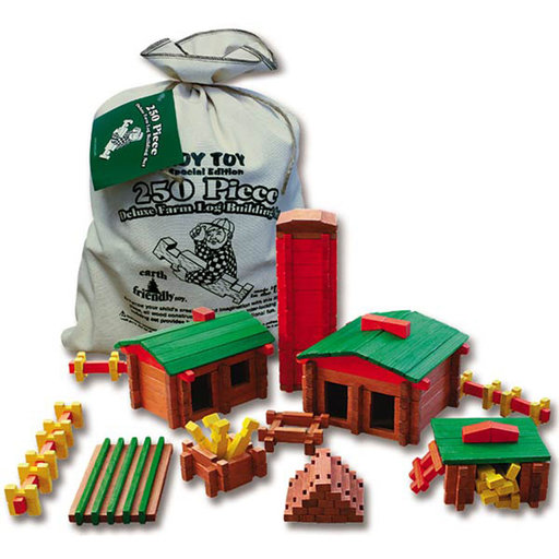 View a Larger Image of Deluxe 250 piece Farm Set