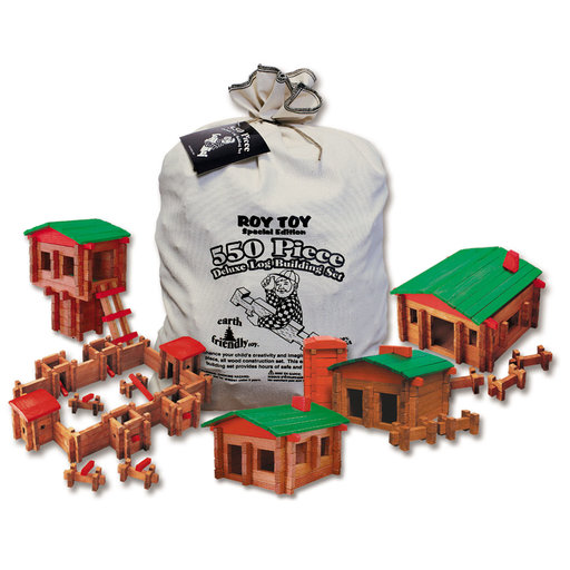 View a Larger Image of Deluxe Building Set 550pc Set