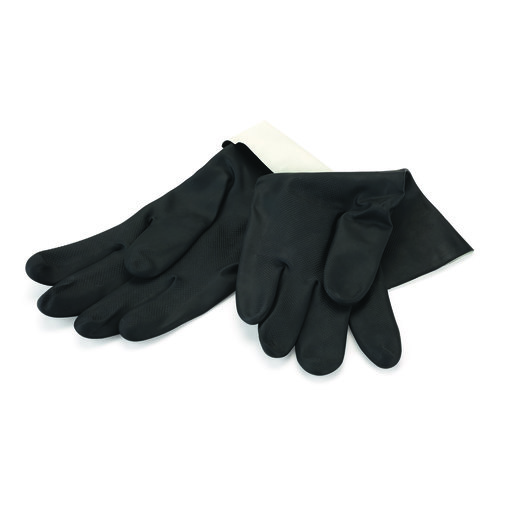 View a Larger Image of Deluxe Neoprene 12in Large Gloves, Pair
