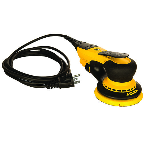 "View a Larger Image of Deros 6"" DC Compact RO Sander, 5mm Orbit"