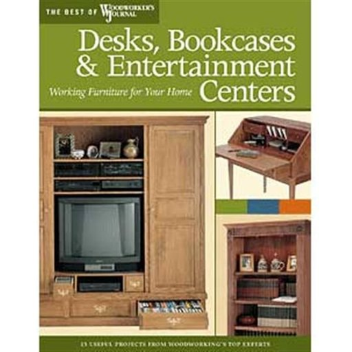 View a Larger Image of Desks, Bookcases, and Entertainment Centers: Working Furniture for Your Home (Best of WWJ)