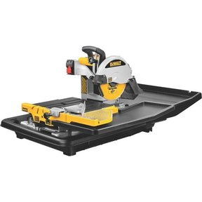 "10"" Wet Tile Saw, Model D24000"