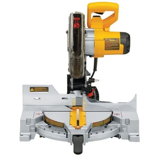View a Larger Image of 10in Miter Saw, Single Bevel, Model DW713