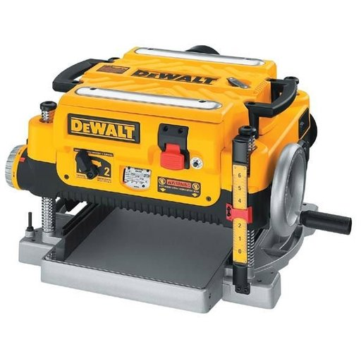 """View a Larger Image of 13"""" Two Speed Planer Model DW735"""