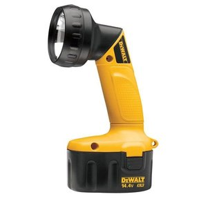 14.4 Volt Flashlight, Model DW906