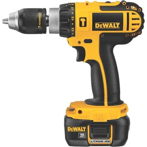 "View a Larger Image of 18V 1/2"" Compact Hammerdrill, Model DCD775KL"